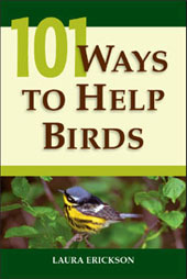 101 Ways to Help Birds cover