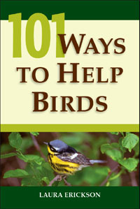 101 Ways to Help Birds cover art