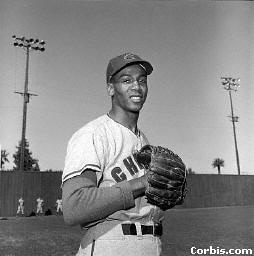 Ernie Banks--the man I wanted to marry